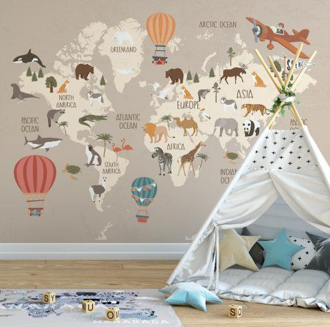Orange.ro : Copiilor le place foarte mult sa deseneze peste tot si de ce sa nu le oferim o coala mare pe perete